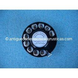 TELEFONOS ANTIGUOS - DIAL STANDARD ELECTRICA