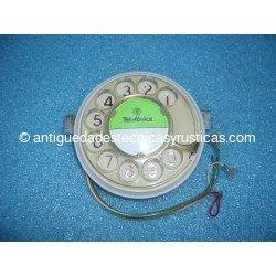 TELEFONOS ANTIGUOS - DIAL HERALDO