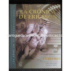 LIBRO ERICSSON 125 AÑOS EN TELECOMUNICACIONES