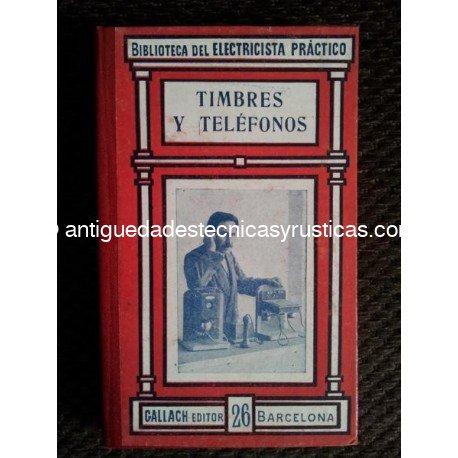 TIMBRES Y TELEFONOS