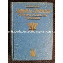 MANUAL DEL ELECTRICISTA 1942