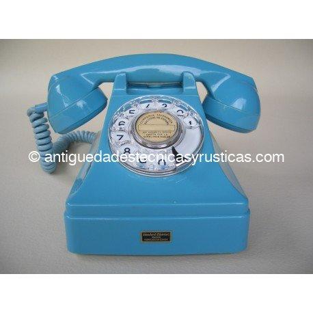 TELEFONO STANDARD ELECTRICA, S.A. DEL AÑO 1.958
