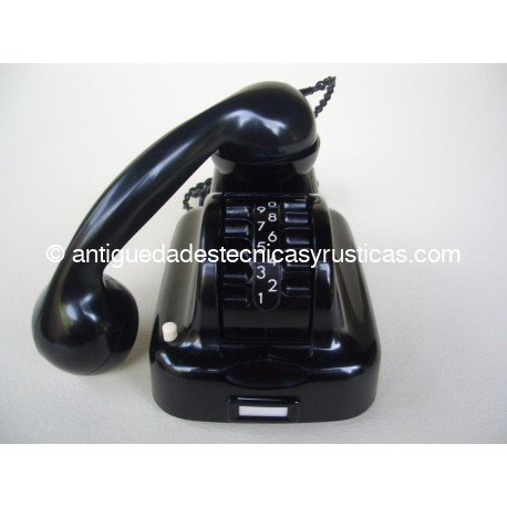 TELEFONO ANTIGUO SIEMENS & HALSKE (1953)