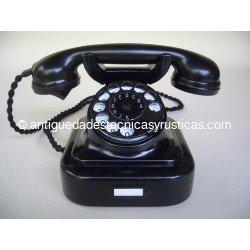 TELEFONO ANTIGUO DE SOBREMESA W28 DE 1.929