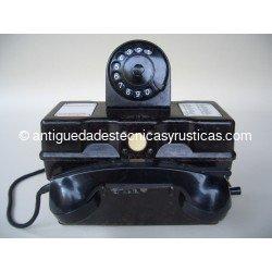 TELEFONO MILITAR AÑOS 40 MAGNETO