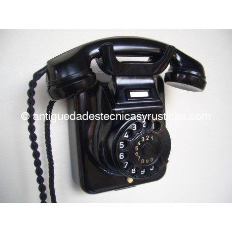TELEFONO ANTIGUO ALEMAN SOBREMESA AÑOS 50