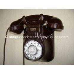 TELEFONO MARRON STANDARD ELECTRICA, S.A.