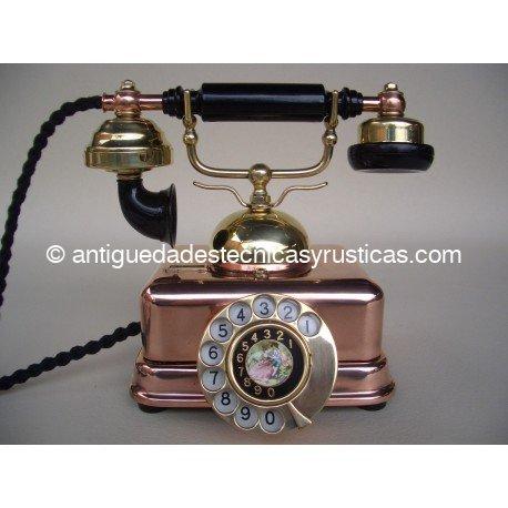 TELEFONO ANTIGUO STANDARD ELECTRICA