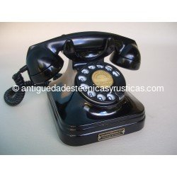 TELEFONO STANDARD ELECTRICA, S.A. PLACA RELIEVE