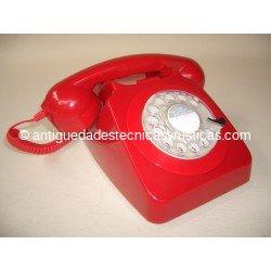 TELEFONO PARED TIPO INGLES ANTIGUO