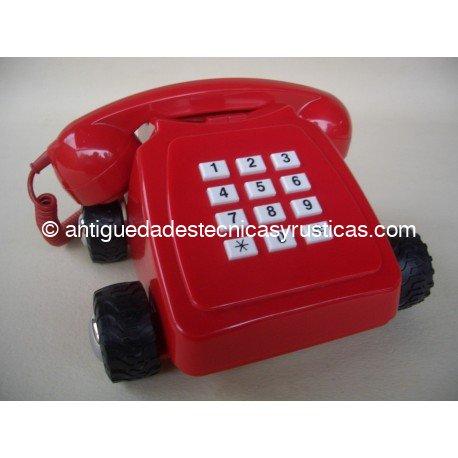 TELEFONO ROJO INGLES LINEA DIRECTA