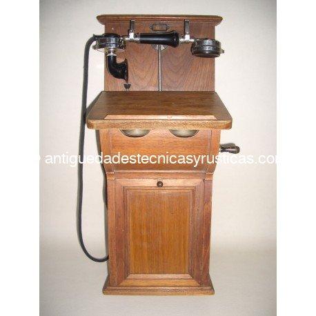 TELEFONO L.M. ERICSSON-TELEGRAFVERKETS