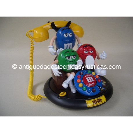 TELEFONO M&M'S ANIMADO