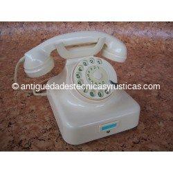TELEFONO ANTIGUO AÑOS 50 CONVERTIBLE