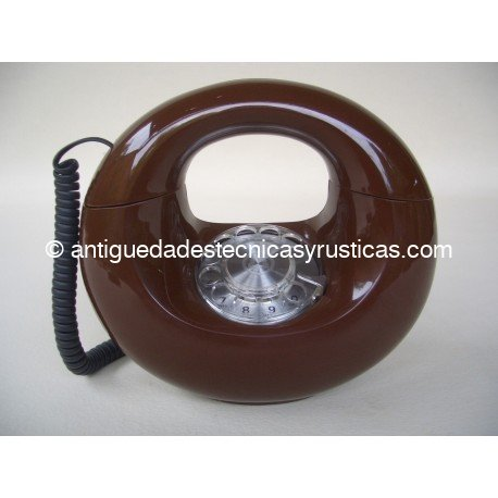 TELEFONO DONUT WESTERN ELECTRIC AÑOS 70