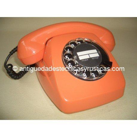 TELEFONO ANTIGUO HERALDO SALMON AÑOS 70