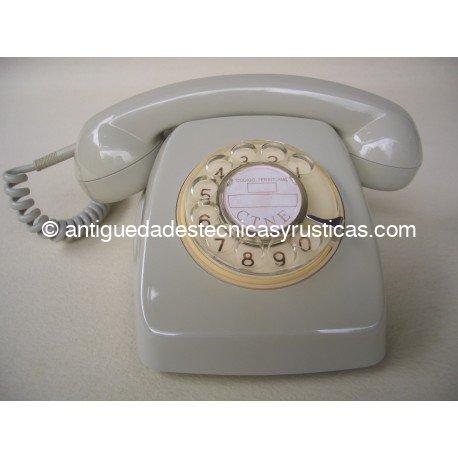 TELEFONO HERALDO ESPAÑOL DE SOBREMESA AÑOS 70