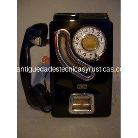 TELEFONO DE FICHAS ESPAÑOL AÑOS 50/60