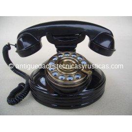 TELEFONO NEGRO TIPO ANTIGUO