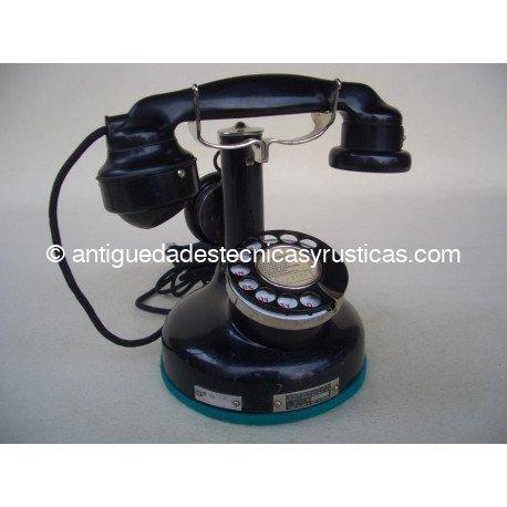 TELEFONO FRANCES DE SOBREMESA AÑOS 20
