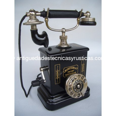 TELEFONO L.M. ERICSSON & CO. - STOCKHOLM