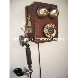 TELEFONO L.M. ERICSSON & CO. - STOCKHOLM 1921