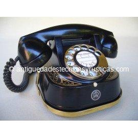 TELEFONO NEGRO BELL AÑOS 40