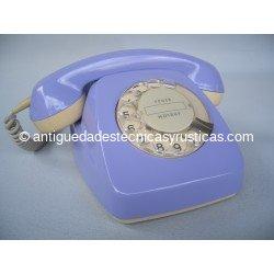 TELEFONO HERALDO DE SOBREMESA AÑOS 70