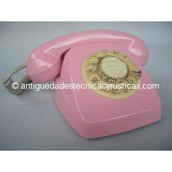 TELEFONO HERALDO ROSA ESPAÑOL AÑOS 70