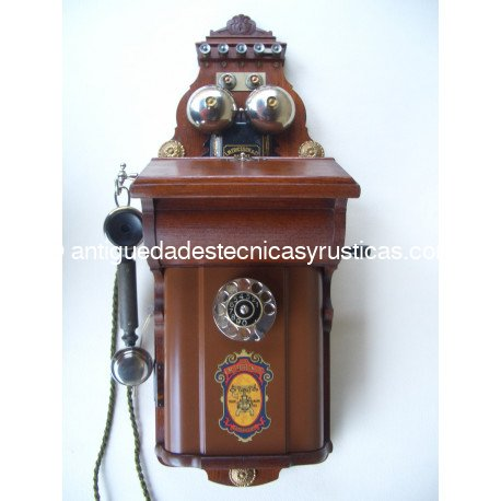 TELÉFONO L.M. ERICSSON & CO. - STOCKHOLM.