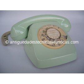 TELEFONO HERALDO VERDE ESPAÑOL AÑOS 70