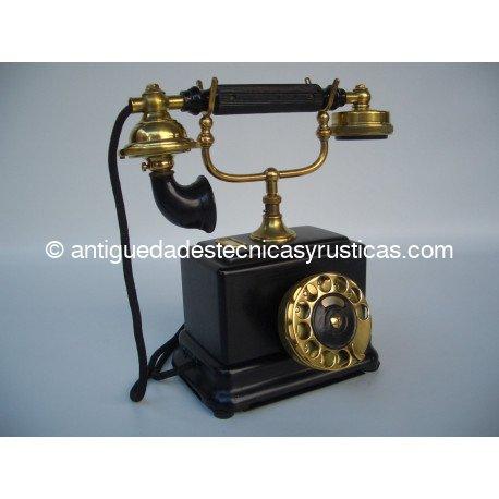 TELEFONO ANTIGUO L.M. ERICSSON & CO. - STOCKHOLM (SUECIA) DEL AÑO 1915