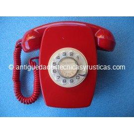 TELEFONO ROJO PARA FIBRA OPTICA
