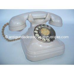 TELEFONO STANDARD ARGENTINA EN BAQUELITA GRIS