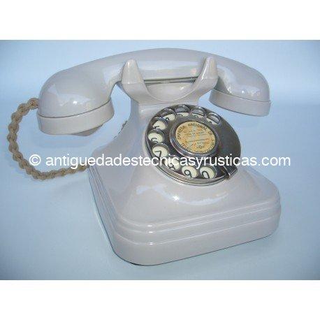 TELEFONO STANDARD ARGENTINA EN BAQUELITA