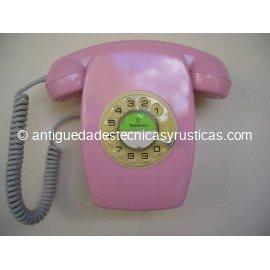 TELEFONO ROSA PARA FIBRA OPTICA