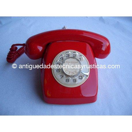 TELEFONO ROJO SR
