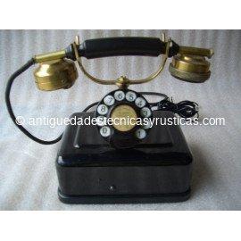 TELEFONO ANTIGUO BELL ESPAÑOL AÑOS 20