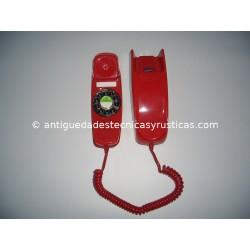 TELEFONO GONDOLA ROJO PARA FIBRA OPTICA