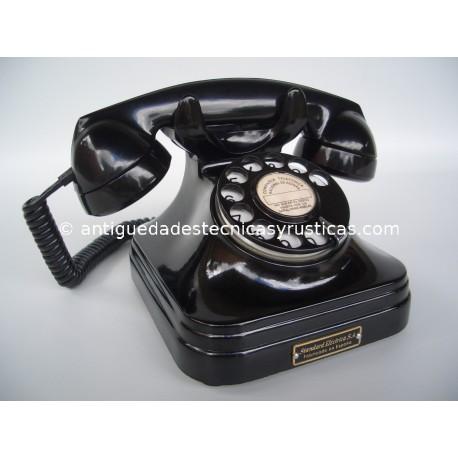 TELEFONO STANDARD ELECTRICA PLACA RELIEVE