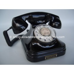 TELEFONO STANDARD ELECTRICA PLACA RELIEVE