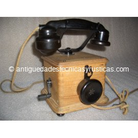 TELEFONO ANTIGUO FRANCES DE SOBREMESA
