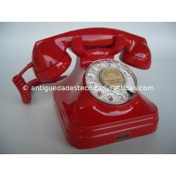 TELEFONO ROJO ADAPTADO A FIBRA OPTICA