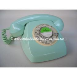 TELEFONO VERDE ADAPTADO A FIBRA OPTICA