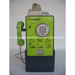 TELEFONO PUBLICO PESETAS