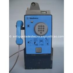 TELEFONO PUBLICO DE PESETAS