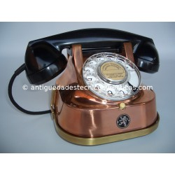TELEFONO AÑOS 40/50 ADAPTADO PARA FIBRA OPTICA