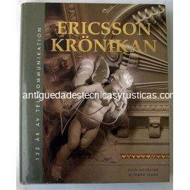 ERICSSON KRONICAN 125 AR AV TELEKOMMUNICATION