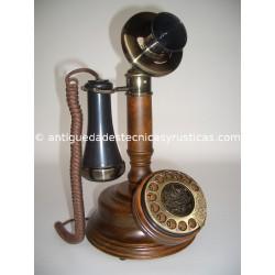 TELEFONO CANDELABRO REPLICA