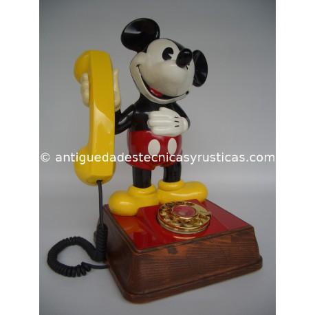 TELEFONO MICKEY MOUSE AÑOS 70